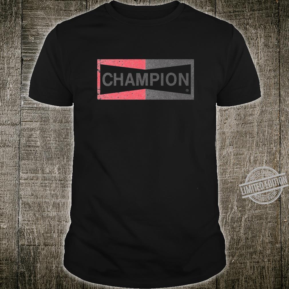 Champion Cliff Retro Slim Fit Shirt