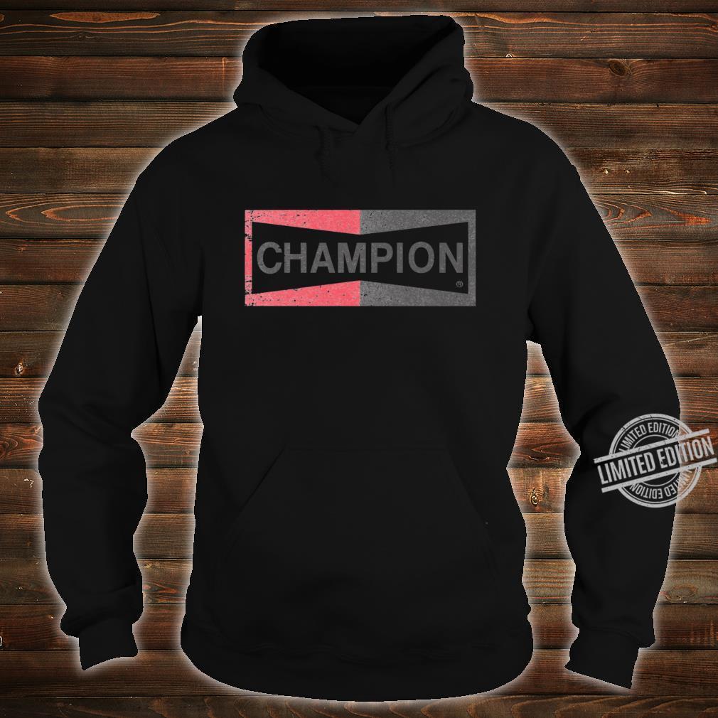 Champion Cliff Retro Slim Fit Shirt hoodie