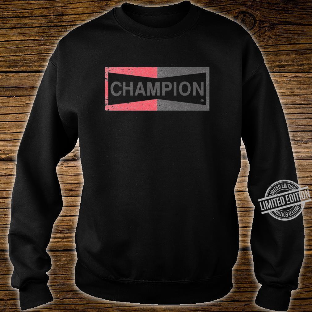 Champion Cliff Retro Slim Fit Shirt sweater