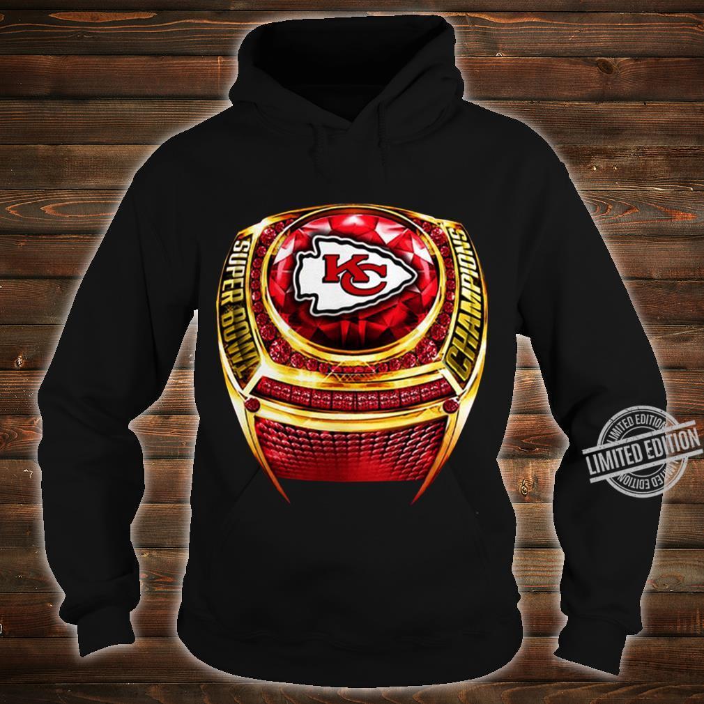 Champions Big & Tall Ring Racerback Shirt hoodie