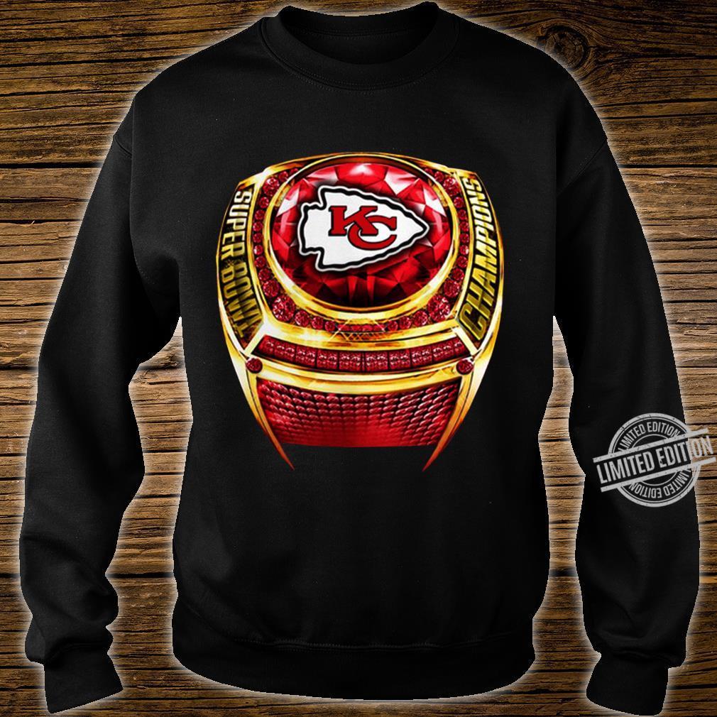 Champions Big & Tall Ring Racerback Shirt sweater
