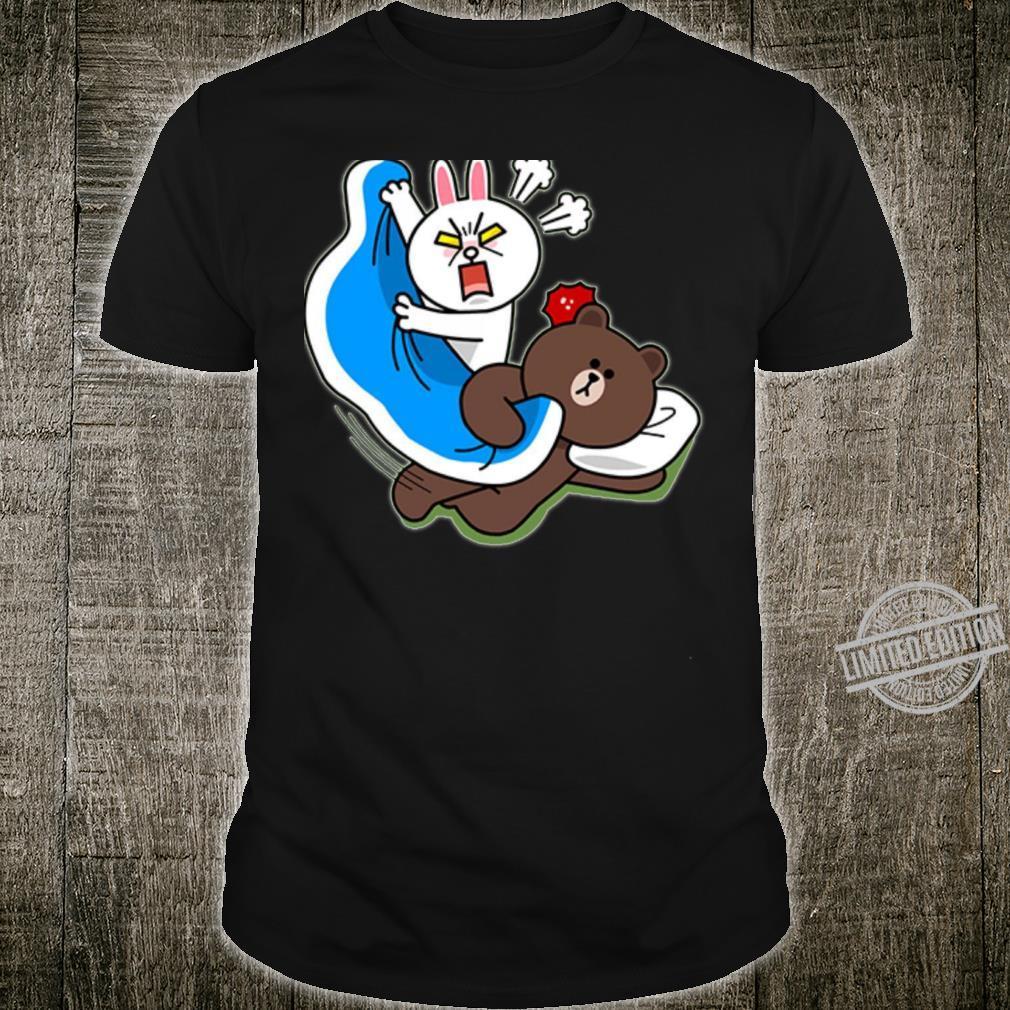 Cute brown bear and bunny Shirt