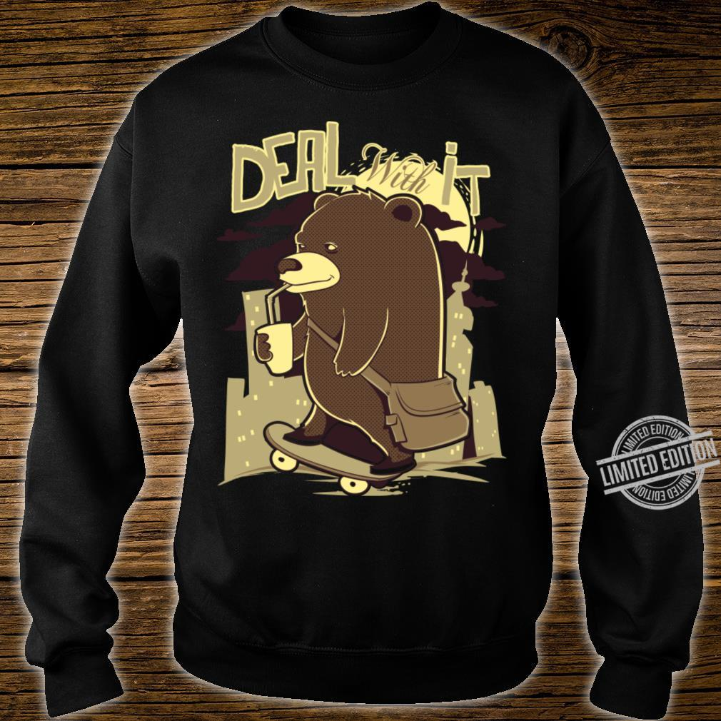 Deal With It Shirt sweater