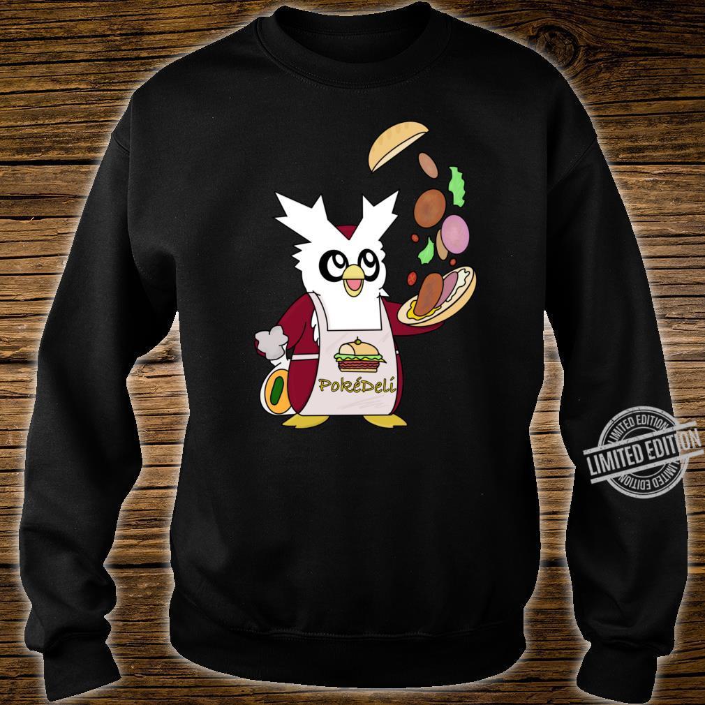 Delibird no text Shirt sweater