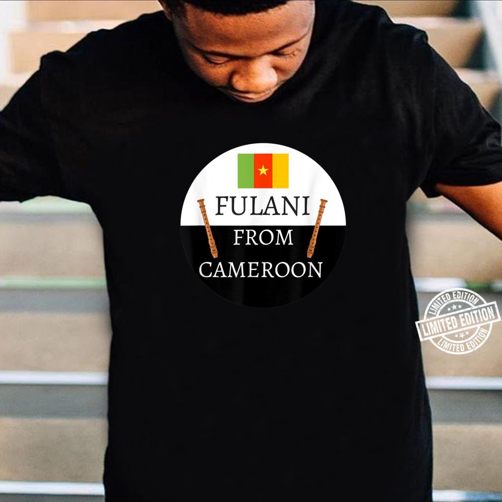 Fulani From Cameroon Culture, Islam, Fulbe Fula Shirt