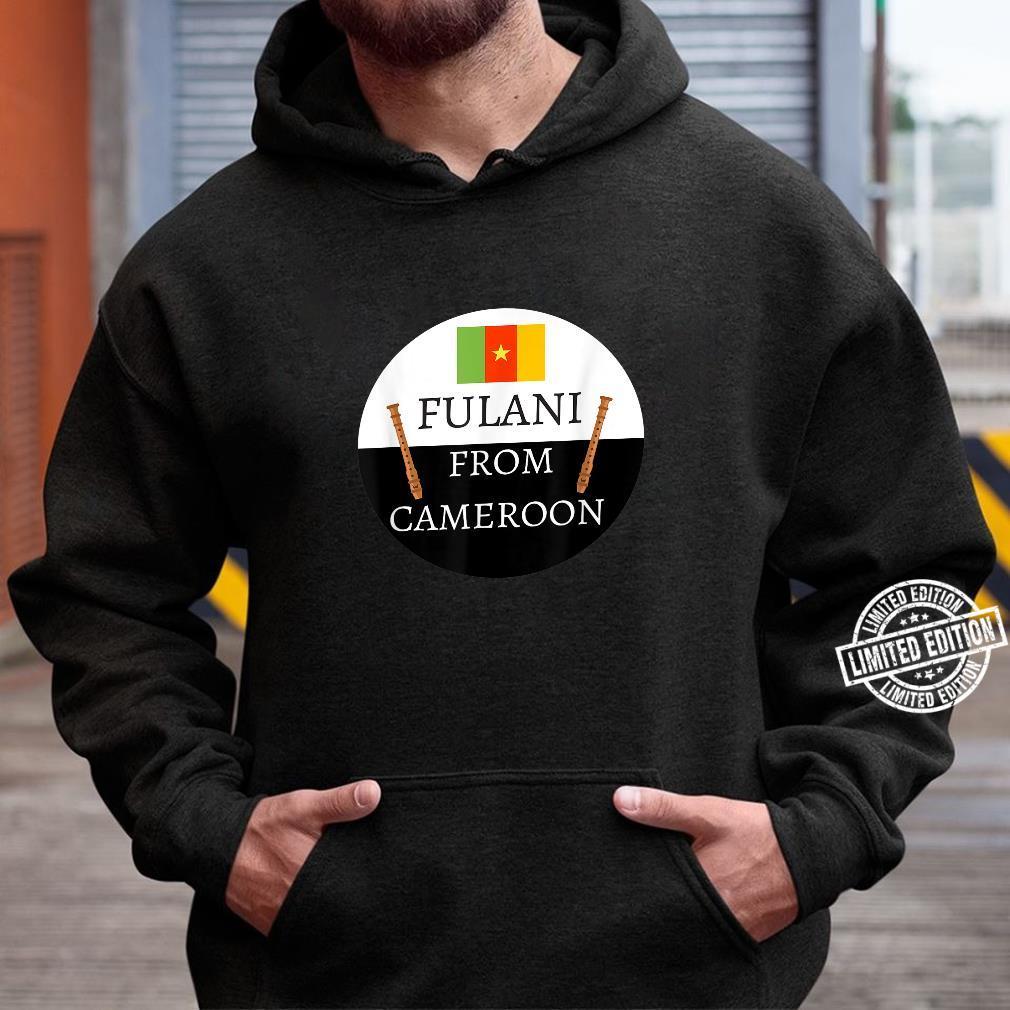 Fulani From Cameroon Culture, Islam, Fulbe Fula Shirt hoodie
