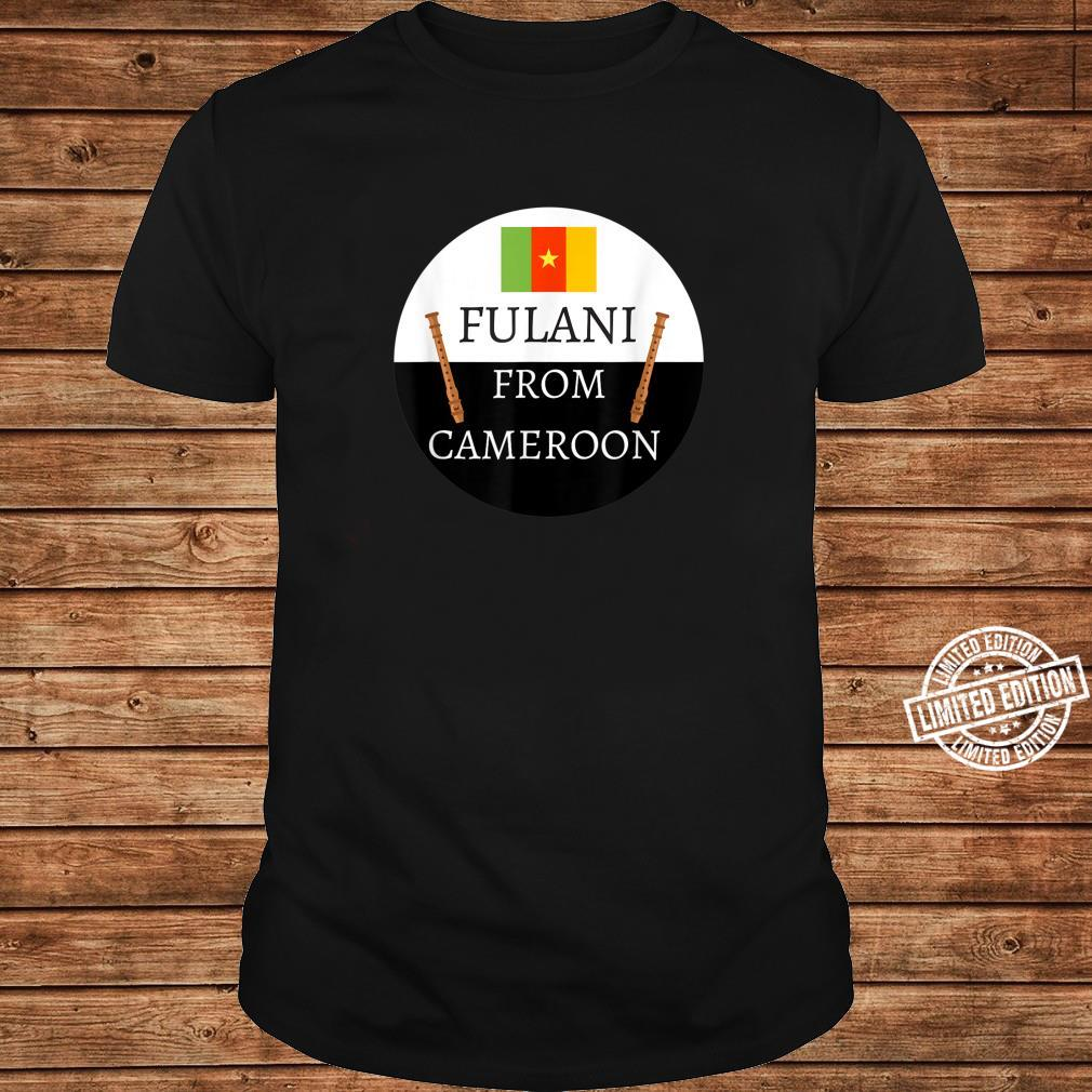 Fulani From Cameroon Culture, Islam, Fulbe Fula Shirt long sleeved