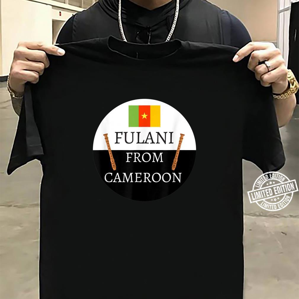 Fulani From Cameroon Culture, Islam, Fulbe Fula Shirt sweater