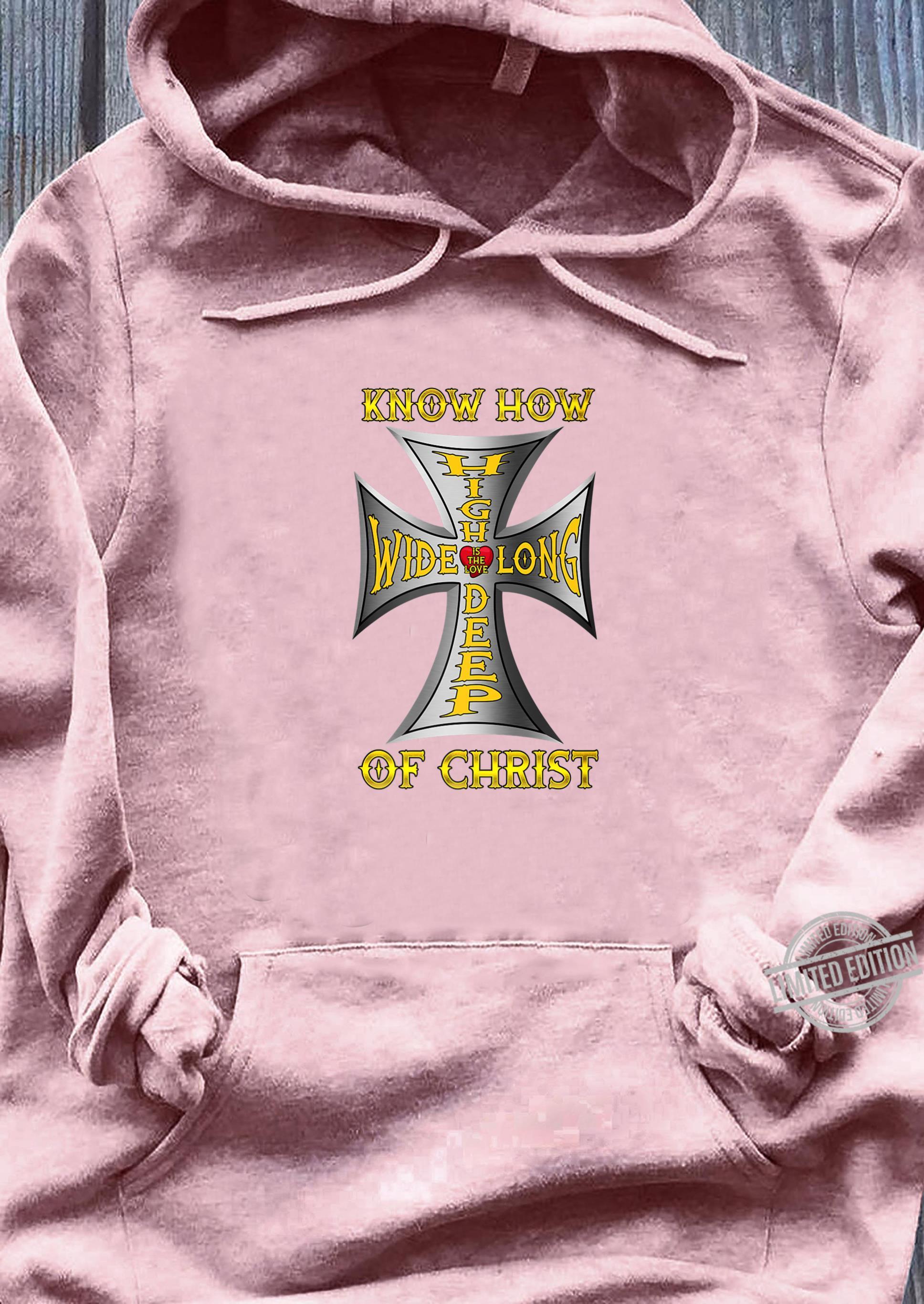 Love Jesus Biker God Christ Love Motorcycle Cross Shirt sweater