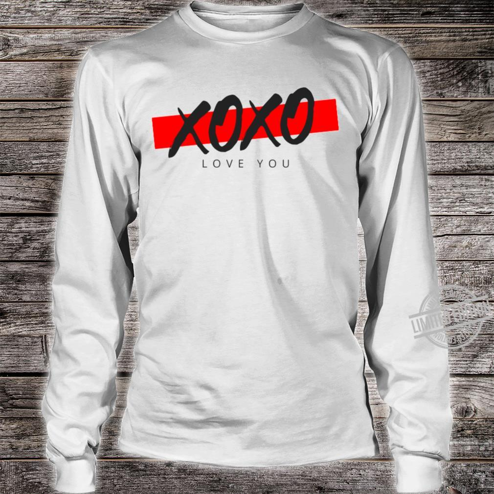 Valentines Day Shirt long sleeved
