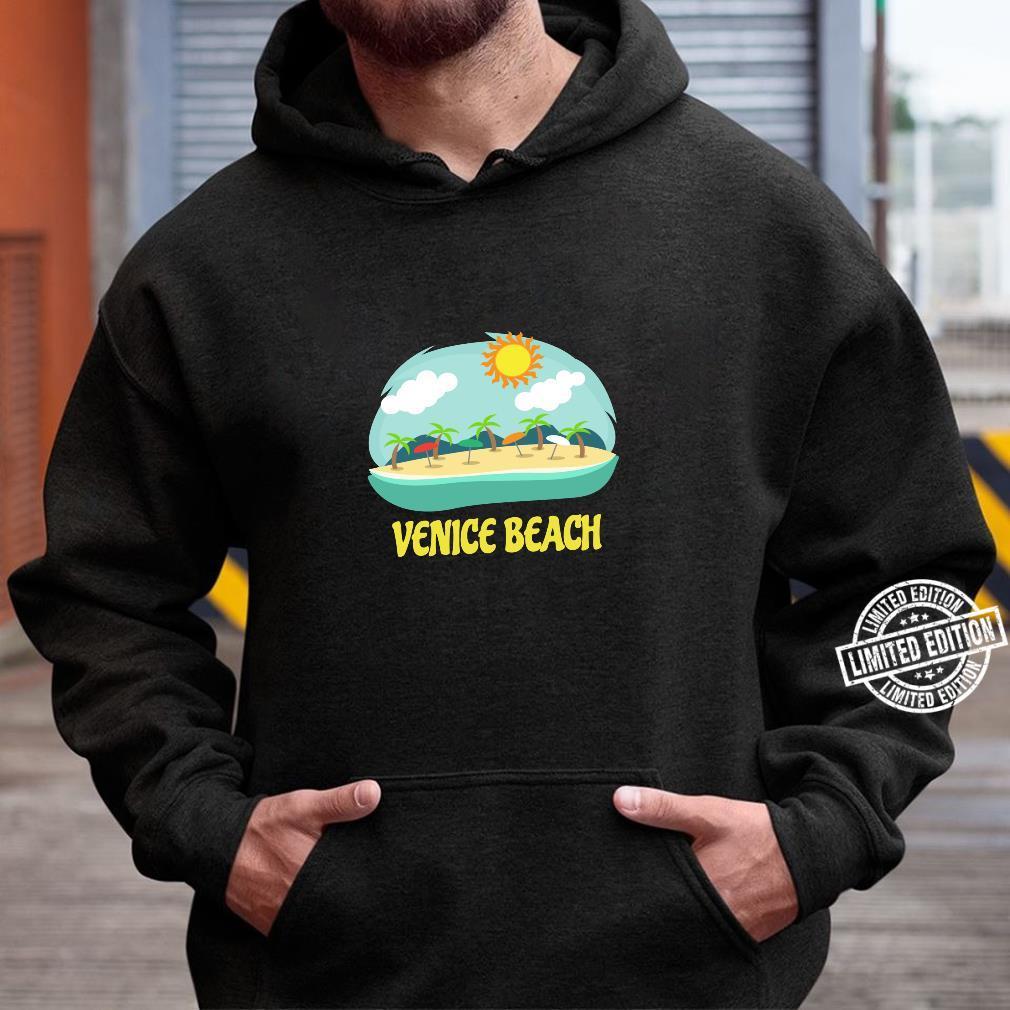 Venice Beach Family Vacation California Souvenir Shirt hoodie